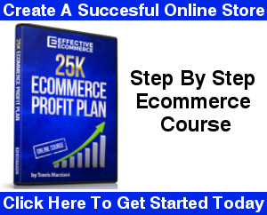 Ecommerce Course